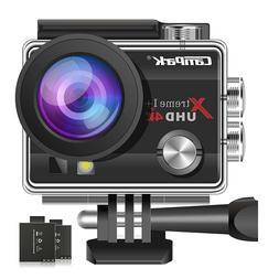 Action Camera 16MP 4K WiFi Waterproof Sports Cam 170 Degree