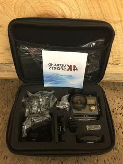 action camera 4k wifi ultra hd waterproof