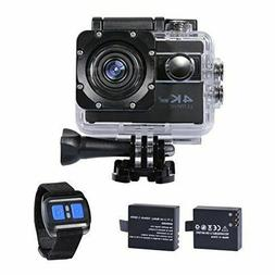 ODRVM  Action Camera 4K Wifi Underwater Camera Digital Water