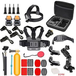 Action Camera Accessories Kit for GoPro HERO6/5/4/GoPro HERO