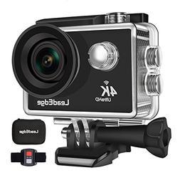 LeadEdge LE5000 Action Camera Ultra HD 4K/30FPS 1080P/60FPS