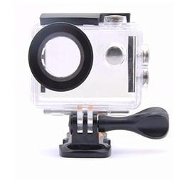 VVHOOY Action Camera Waterproof Case Compatible AKASO EK5000