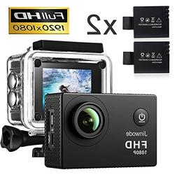 Action Camera Waterproof 30m Sport Camera Full HD 1080P 2.0