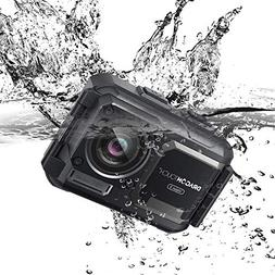 action waterproof without case vision