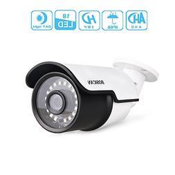 2.0MP 1080P AHD Bullet Camera, BOSICAN 2000TVL 18PCS Infrare