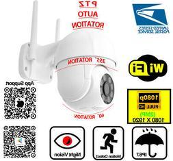 AHD TVI 2MP 1080P Night Vision Security Camera 2.8mm Lens Do