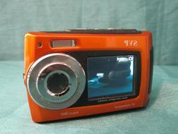 SVP AQUA 5800-A 18.0MP Dual Screen Waterproof Digital Camera