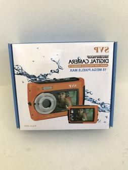 aqua 5800 a 18 mp waterproof digital