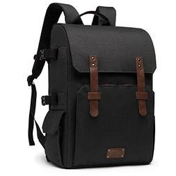 """BAGSMART Camera Backpack for SLR/DSLR Cameras & 15.6"""" Laptop"""