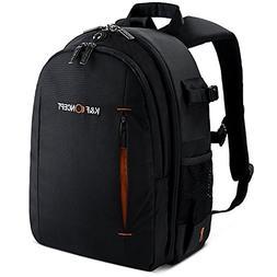 K&F Concept Professional Camera Backpack for SLR/DSLR Mirror