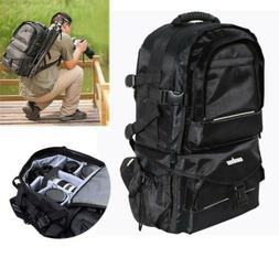 Sturdy Camera Bag Backpack Waterproof Shoulder For Canon Son