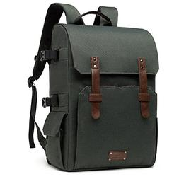 "BAGSMART Camera Backpack for SLR/DSLR Cameras & 15.6"" Laptop"