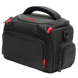 Camera Bag, GLISTENY Camera Case Waterproof Shockproof Profe