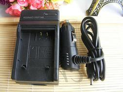 Battery Charger for Olympus Stylus Tough TG-830 TG-835 TG-85