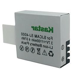 Kastar Battery for SJ4000 SJ5000 SJ6000 SJ7000 SJ8000 and SJ