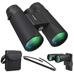 Kylietech 12X42 Binoculars with Phone Adapter Professional H