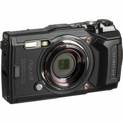 Brand New Olympus Tough TG-6 Waterproof Camera, Black Tg6 Wa