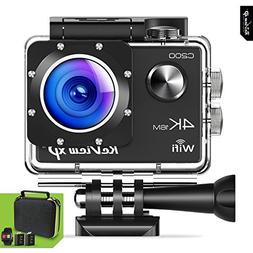 Review XP C200 Action Camera 4K 16MP Ultra HD Sports Waterpr