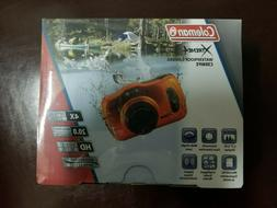 c30wpz o xtreme4 orange waterproof digital camera