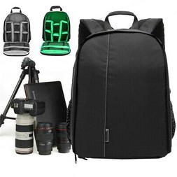 Camera Bag Waterproof Backpack Shoulder Case For Canon EOS/N