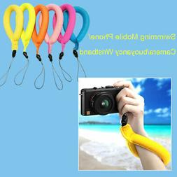 Camera Floating Wristband Waterproof Camera Float Strap For