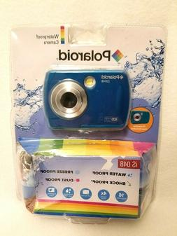 Polaroid Camera iS 048 Water, Shock, Dust, Freeze PROOF. new