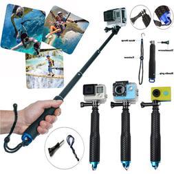 camera Tripod Selfie pole handheld  Hero 4 3 + SJ400 waterpr