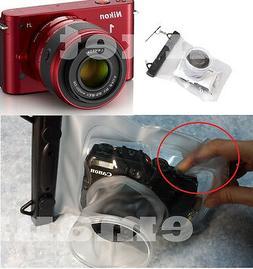 Camera waterproof underwater case pouch housing bag Nikon J1