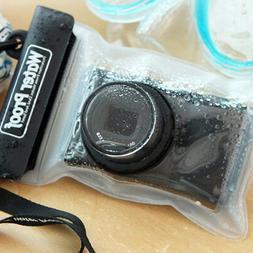 Canon Nikon Panasonic Lumix Sony Camera Case Underwater Hous