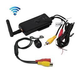 CarBoss Car Backup Camera Waterproof Wireless Realtime WiFi