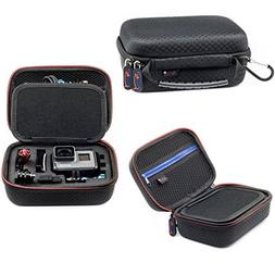 Extra Small Action Camera Carrying Case Suitable Fo r GoPro