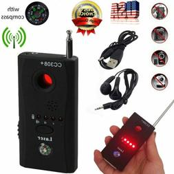 CC308+ Anti-RF Signal Bug Detector Hidden Camera Laser Lens