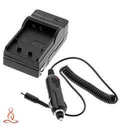 Halcyon Brand 600 mAH Charger with Car Charger Attachment Ki