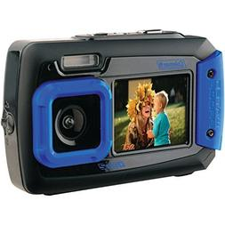 Coleman Duo2 2V9WP-BL 20 MP Waterproof Digital Camera with D