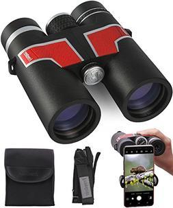 Compact Binoculars for Adults Bird Watching Hunting Stargazi