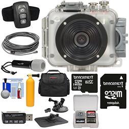 Intova Connex 1080p HD 60m/200ft Waterproof Video Action Cam