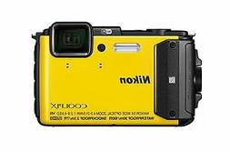 Nikon COOLPIX AW130 Waterproof Digital Camera with Built-in