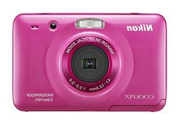 Nikon COOLPIX S30 10.1 MP Digital Camera with 3x Zoom Nikkor