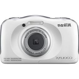 Nikon COOLPIX S33 13.2MP Waterproof Shockproof Freezeproof D