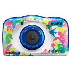 Nikon COOLPIX W100 13.2MP 3x Wi-Fi Waterproof Digital Camera