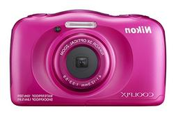 Nikon digital camera COOLPIX W100