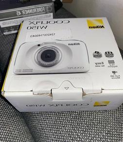 Nikon COOLPIX W150 13.2MP Waterproof Point & Shoot Digital C