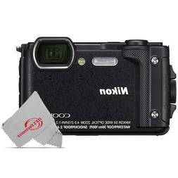 coolpix w300 16mp waterproof digital camera black