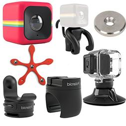 Polaroid Cube ACT II HD 1080p Lifestyle Action Video Camera