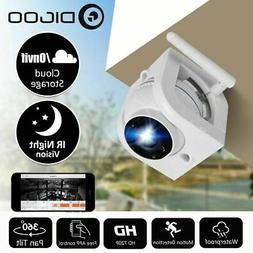 Digoo DG-W02f ONVI 720P Waterproof Outdoor WIFI Security IP