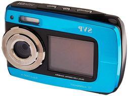Digital Camera Waterproof 18 MP Dual Screen Underwater Holid