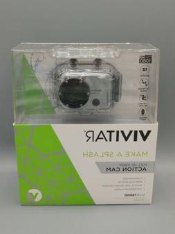 Vivitar Digital Video Action Camera w/Remote DVR789HD 4x Zoo