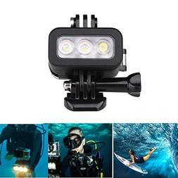 Hangang Dive Light Underwater Light for 30m Waterproof Sidek