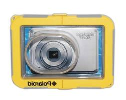 Polaroid Dive-Rated Waterproof Camera Housing For The Casio