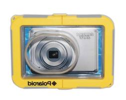 Polaroid Dive-Rated Waterproof Camera Housing - Protects Vir